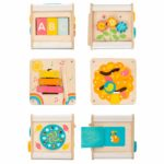 PL105-Petit-Activity-Cube-Interactive-Musical-Learning-Wooden-Toddler-Toy-Sides